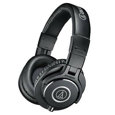 Audio Technica ATH-M40X 3.5mm (1/8 Inch), Headband/On-Ear, Black • 155.64£