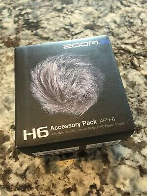 Zoom H6 Accessory Pack APH-6. Brand New. • 35£