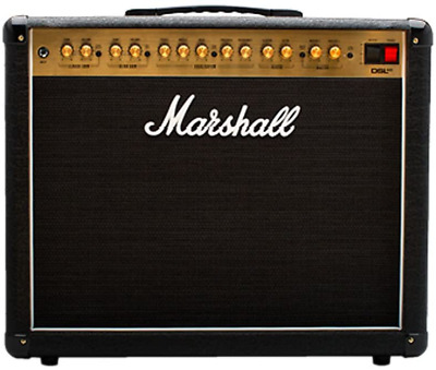 Marshall Amps Guitar Combo Amplifier (M-Dsl40Cr-U) • 854.37£