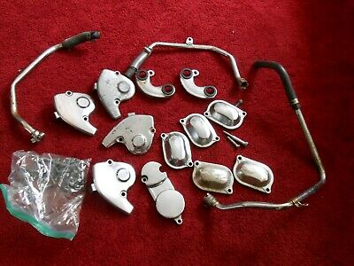 95 VIRAGO 750 1100 Chrome Parts Covers Bolts • 58.17£
