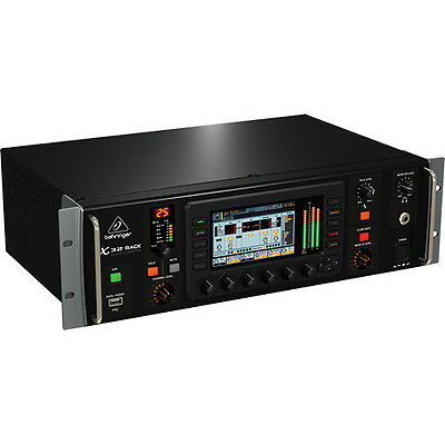 Behringer X32 RACK 40 Input Digital Rack Mixer X32RACK X32-RACK - IN STOCK! • 895.87£