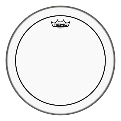 Remo Pinstripe Bass Drum Heads - Clear • 71.95£
