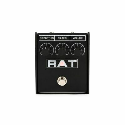 ProCo Rat 2 Distortion/Overdrive Pedal • 102.43£