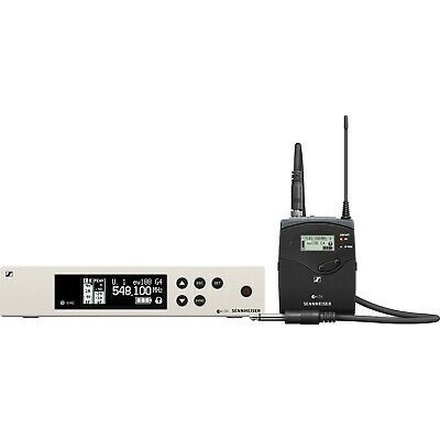 Sennheiser Ew 100 G4-CI1-A Instrument Wireless System-A Band 516-558Mhz • 438.18£