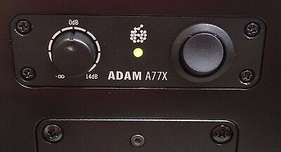 ADAM A3X A5 A5X A7 A7X A77XL A8X Studio Monitor Speaker Replacement Power Switch • 7.18£