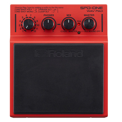 Roland SPD::ONE WAV Compact Percussion Pad • 254£