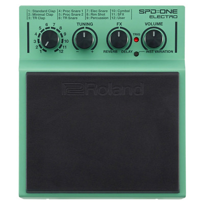 Roland SPD::ONE ELECTRO Compact Percussion Pad • 203.99£