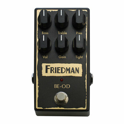 Friedman BE-OD Overdrive Pedal • 199£