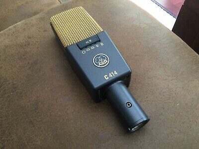 AKG C414 XL II Reference Multi-Pattern Condenser Microphone, • 401.09£