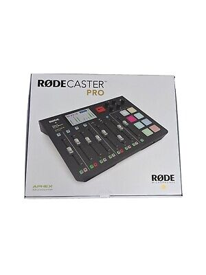 Rode RODECaster Pro Integrated Podcast Production Console • 350£