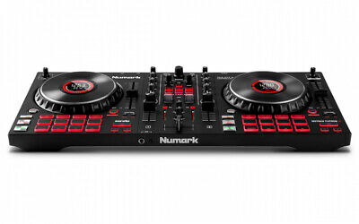 Numark Mixtrack Platinum FX 4-Deck Serato USB All-in-One DJ Controller • 245£