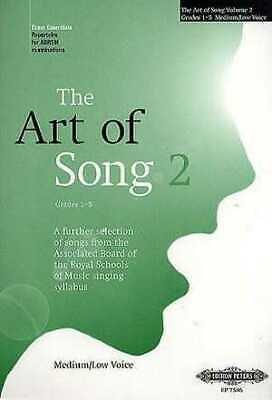 The Art of Song, grades 1-5 (med-low voice)
