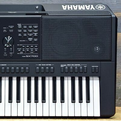 Yamaha PSR-SX700 Digital Workstation 61-Key Organ Initial Touch Digital Keyboard • 1,128.24£