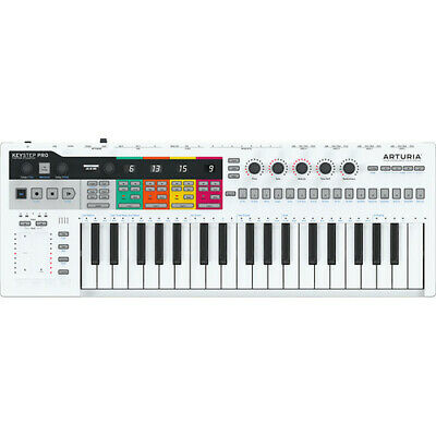 Arturia KeyStep Pro Keyboard With Advanced Sequencer And Arpeggiator • 361.44£