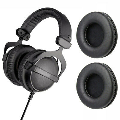 1 Pair Replacement Earpads Ear Pad Cushion For Beyerdynamic DT88 DT770 V4A6 M7A5 • 3.33£