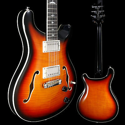 PRS Paul Reed Smith SE Hollowbody II, Tri-Color Sunburst 798 5lbs 15.7oz • 891.39£