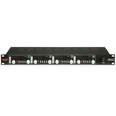 New Warm Audio WA-412 4-Channel Microphone Pre-Amp With DI WA412 Mic Pre • 930.18£