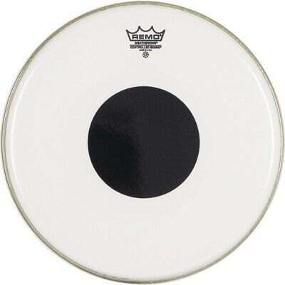 Remo CS 16  Smooth White Batter Top Head With Black Dot (CS021610) #409 • 24.99£