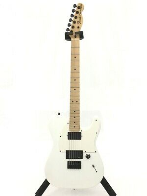 Electric Guitar Fender Jim Root Telecaster Flat White 2011 22F Right Handed USED • 893.89£