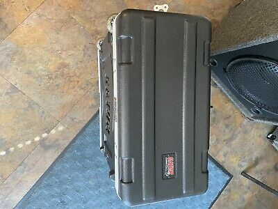 Gator Cases GR-3S Audio Rack Shallow 3 Space UPC 716408502786 • 19.38£