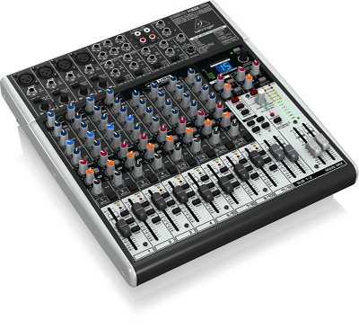 Behringer X1622USB Xenyx 16-Input 2/2-Bus Mixer With USB/Audio Interface • 120£