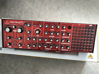Behringer Neutron (Boxed - Mint) • 214£