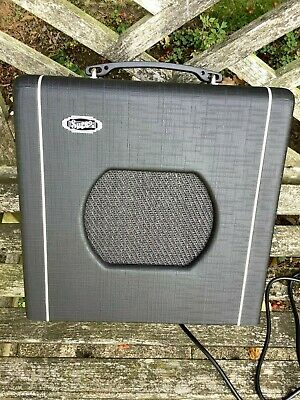 Supro Blues King 8 ~ 1W 1 X 8  Valve Combo. Excellent, Unmarked, 8 Months Old • 220£