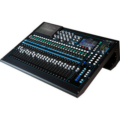 Allen & Heath AH-QU-24C 30-In/24-Out Digital Mixer - Chrome Edition • 1,762.63£