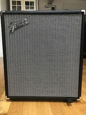 Fender Rumble 100 V3 Bass Amplifier  • 200£