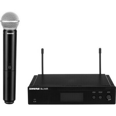 Shure BLX288/B58 Dual-Channel Handheld Wireless System With Beta 58A Capsules • 505.79£