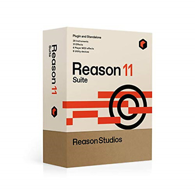 Reason Studios Reason 11 Suite Upgrade DAW/Plugin • 517.62£