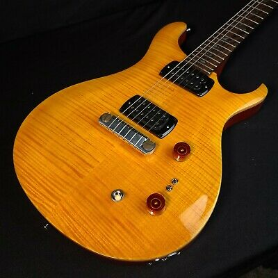 PRS Paul Reed Smith SE Paul's Guitar Amber W/Logo'd Gig Bag • 768.55£