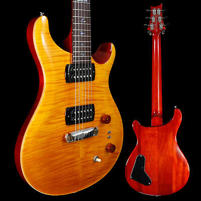 PRS Paul Reed Smith SE Paul's Guitar W/ Bag, Amber 107 6lbs 13.9oz • 768.55£