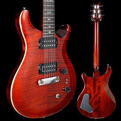 PRS Paul Reed Smith SE Paul's Guitar W/ Bag, Fire Red 851 7lbs 1.2oz • 749.72£