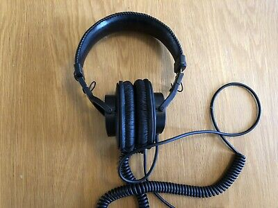 Sony MDR-7506 Headband Headphones - Black Excellent Condition • 23.10£