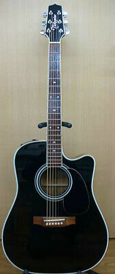 TAKAMINE Acoustic Electric Guitar EF341SC SP01 #4382 • 823.44£