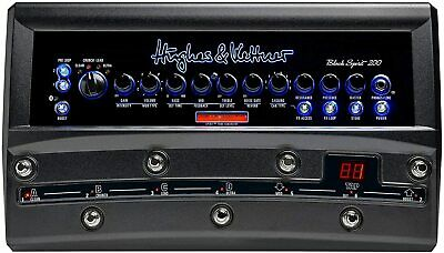 Hughes & Kettner Black Spirit 200 Floor 200-200-watt Amplifier • 793.34£