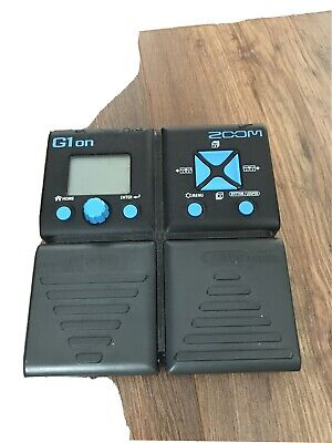 ZOOM Guitar Multi-Effects G1on • 40£