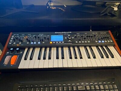 Beheringer Deepmind 6 - Analogue Synthesizer-  After Touch - Mint Condition SW4P • 350£