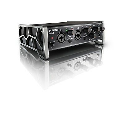 TASCAM US 2X2 - Card AUDIO 2 IN/2 Out • 129.05£