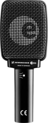 Sennheiser E906 Supercardioid Dynamic Mic Great On Guitar Amps!!! E-906 *MINT* • 119.71£