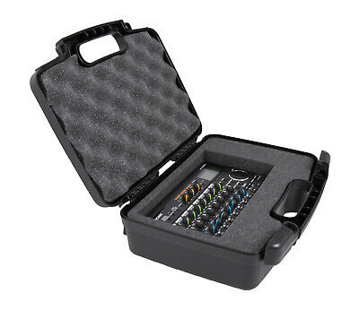 Studio Hard Case For Roland VT-4 , Super UA, Rubix22 , MC-101 , R-26 And More • 21.22£