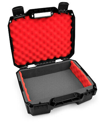 CM Stage Mixer Case fits Yamaha Mg10xu 10-input Stereo Mixer in Custom Red Foam