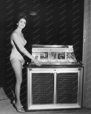 Seeburg Console Jukebox 1962 Vintage 8x10 Reprint Of Old Photo • 14.27£