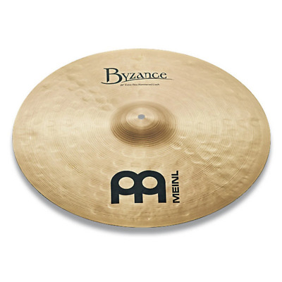 Meinl Byzance Traditional 18  Extra Thin Hammered Crash Cymbal • 337.45£