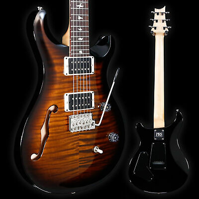 PRS Paul Reed Smith CE24 Semi-Hollow, Pattern Thin, Burnt Amber Burst 151 • 1,636.98£