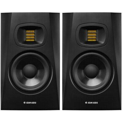ADAM T5V 2-Way 5  Nearfield Active Studio Monitors  (Pair)  Taking Orders Now • 444.71£