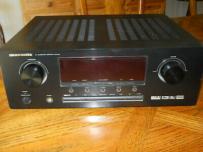 Marantz AV Surround Receiver - SR4400 With Remote, User Manual And Power Lead. • 1£