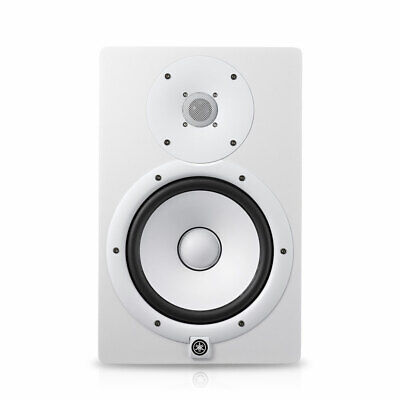 Yamaha HS8- W Active Reference Monitor Speaker ( White ) • 209£