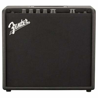 Fender Mustang LT25 25W 1x8 Combo Guitar Amplifier - New !! • 179.99£